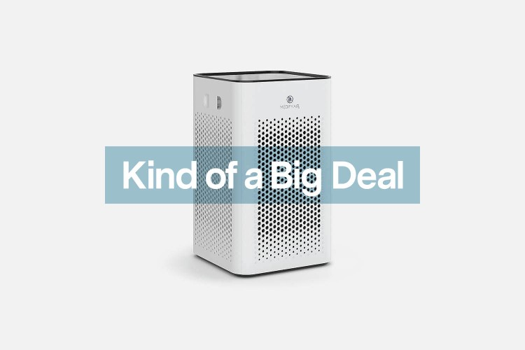 The Medify air purifier, now on sale at eBay