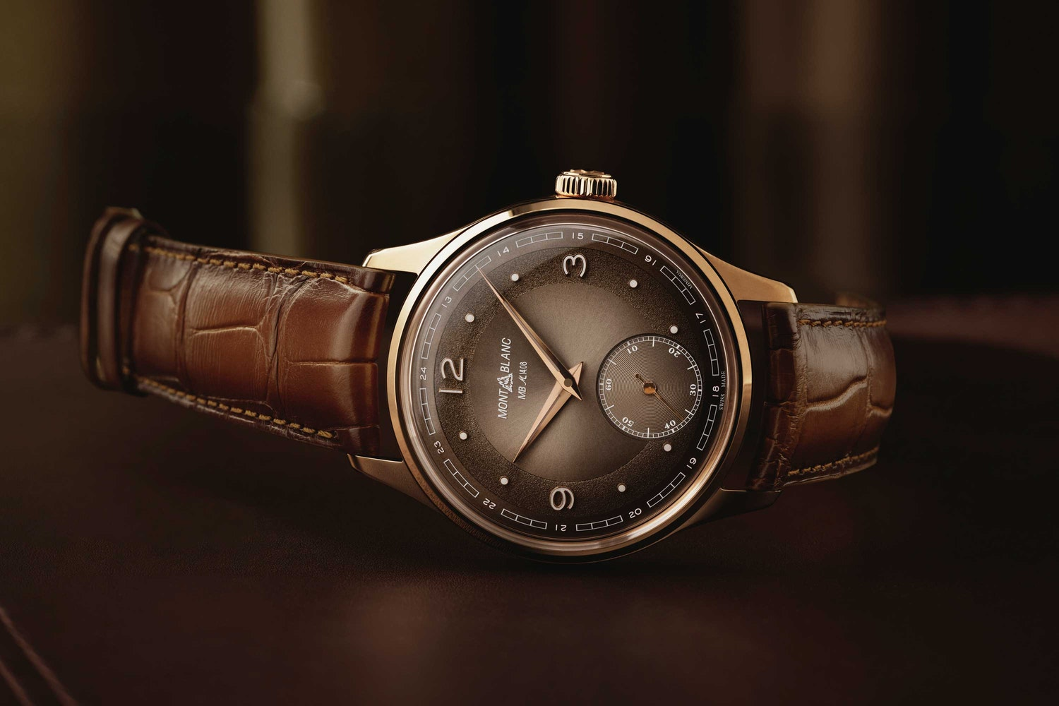 Montblanc Heritage Pythagore Small Second Limited Edition
