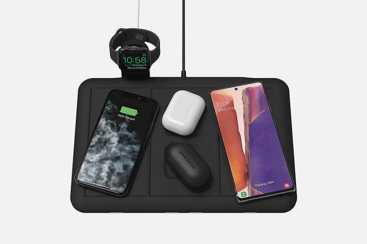 Mophie 4-in-1 Wireless Charging mat, now on sale at Amazon
