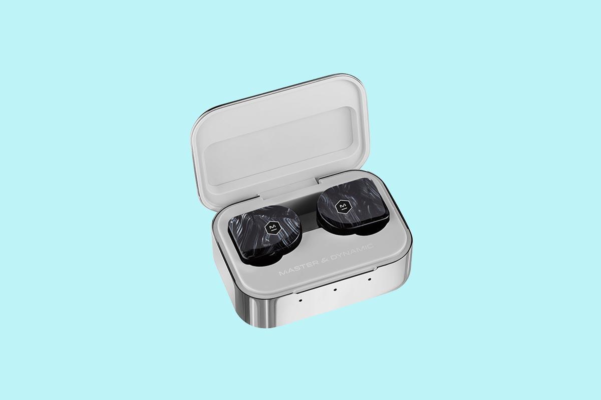 Master & Dynamic's MW07 PLUS True Wireless Earphones, no on sale
