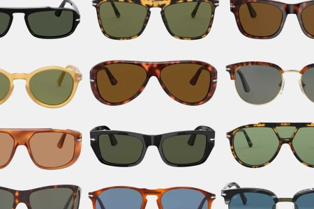 Iconic Persol sunglasses