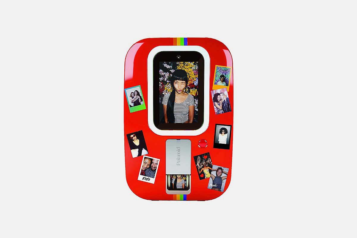 WF Tastemakers Polaroid at-Home