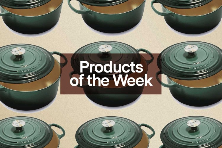 Sur la Table x Le Creuset Dutch Oven in Exclusive Colorway