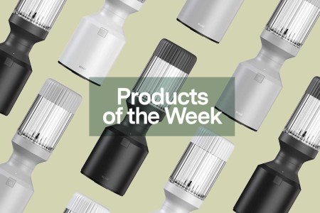 Products of the Week: Sexy Blenders, Harrington Jackets and Candles That Smell Like Your Office