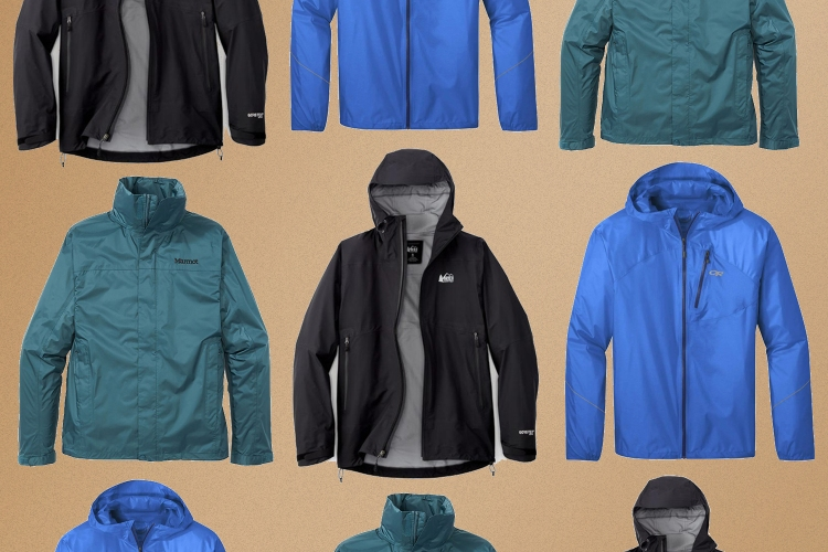Best Men's Rain Jackets