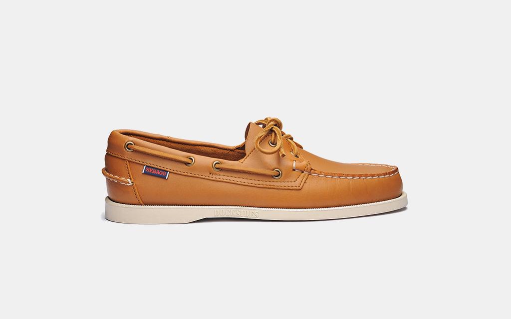 Sebago Portland Boat Shoe