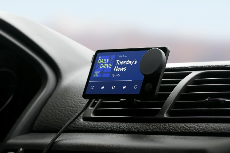 The Car Thing from Spotify, a smart music player for your car