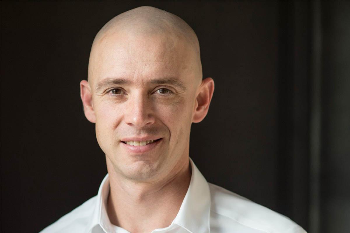 Repour creator Tom Lutz, Ph.D