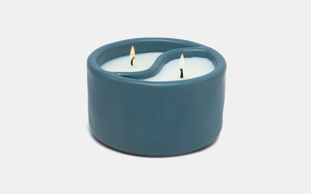 Paddywax Dual Ceramic Candle