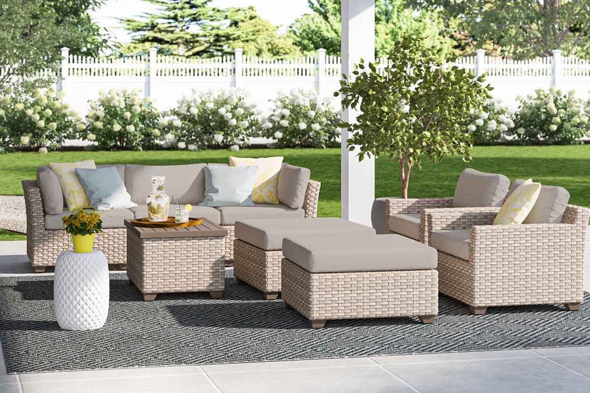 Wayfair's Sale Features Outdoor Furniture at Up to 10 Off ...