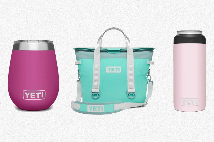 Deal: Get Free Expedited Shipping on Mother's Day Gifts at YETI