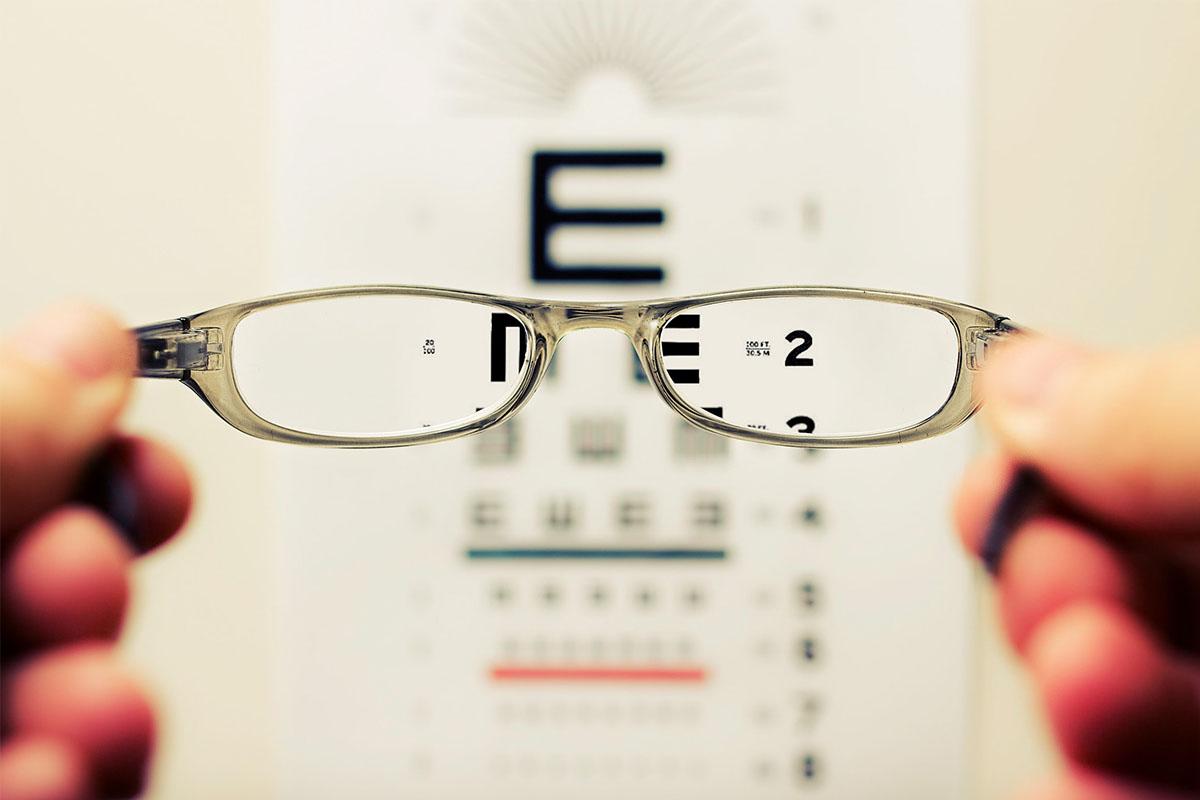 poor eyesight