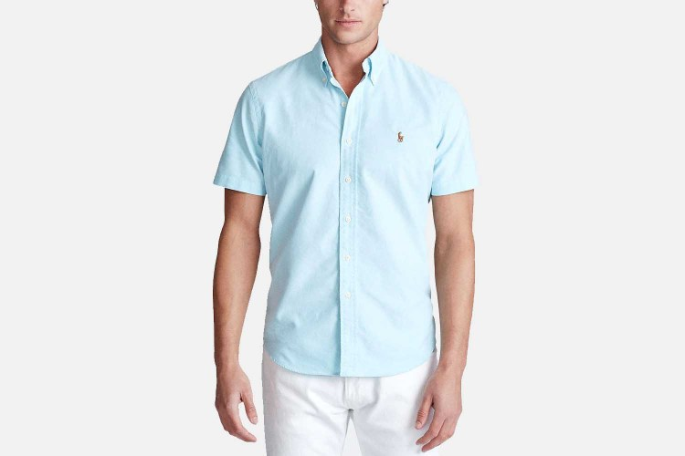Deal: This Darling Short-Sleeve Oxford From Polo Is $27 Off