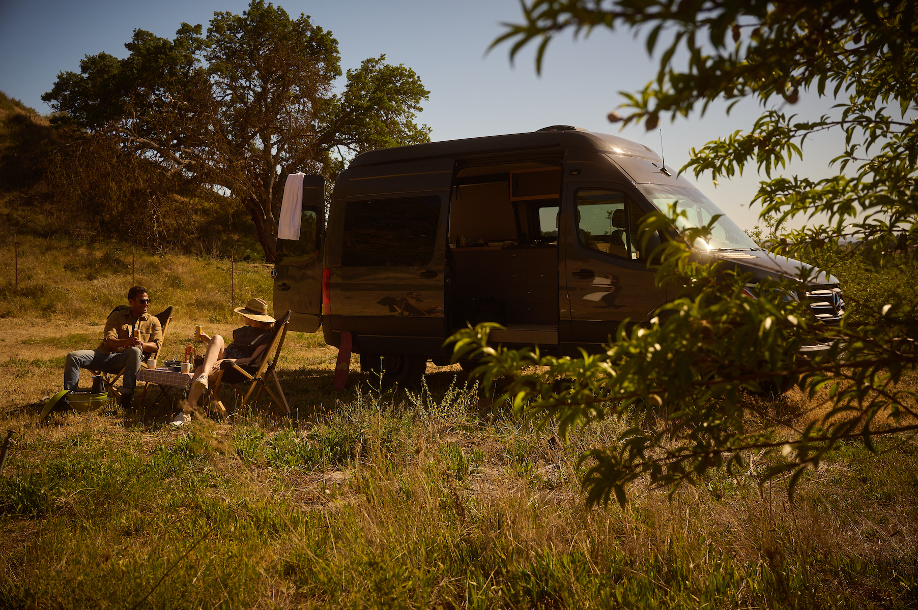camp hox california