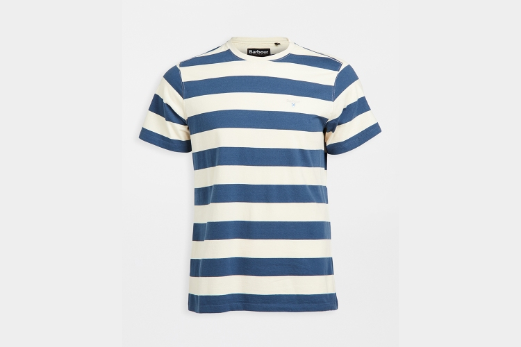 Barbour Beach Striped T-Shirt