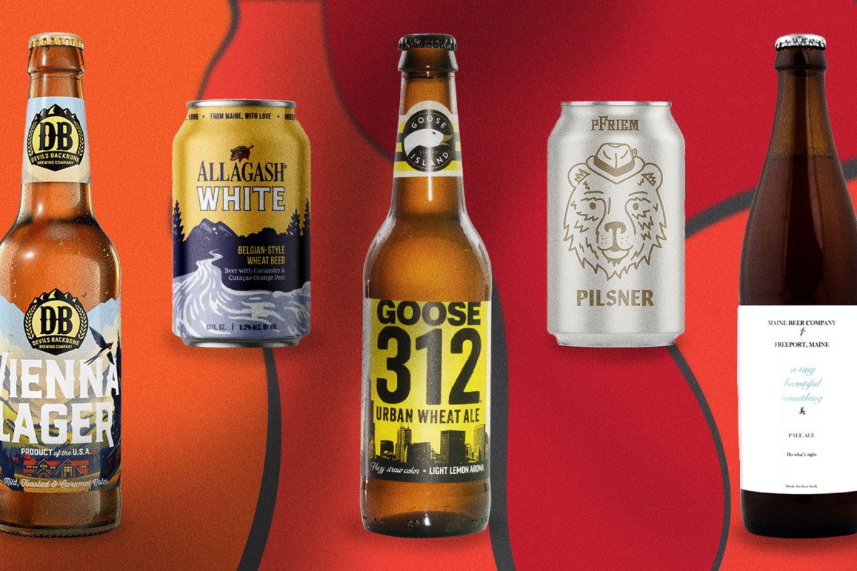 These are the beers professional brewers like to have on hand when they're grilling.