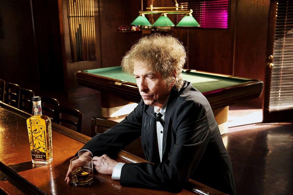 Bob Dylan's whiskey brand Heaven's Door