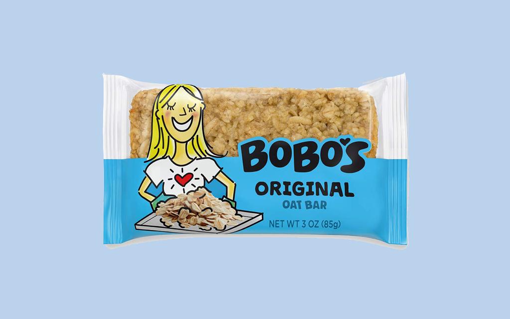 Bobo's Original Oat Bars Trail Snacks