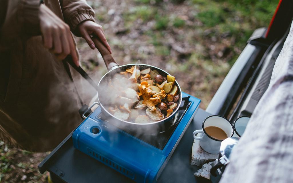 Camping Kitchen Essentials