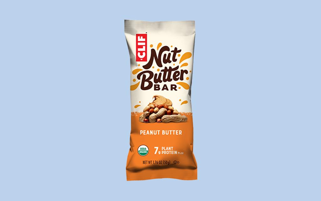 Clif Nut Butter Peanut Butter Bar Trail Snacks