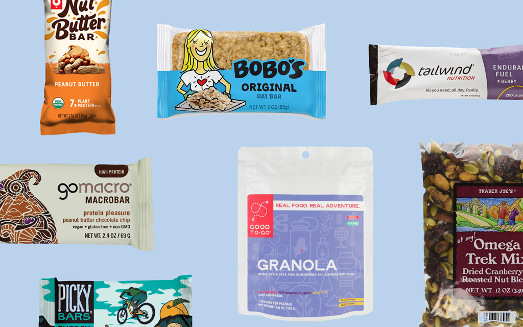 the best trail snacks