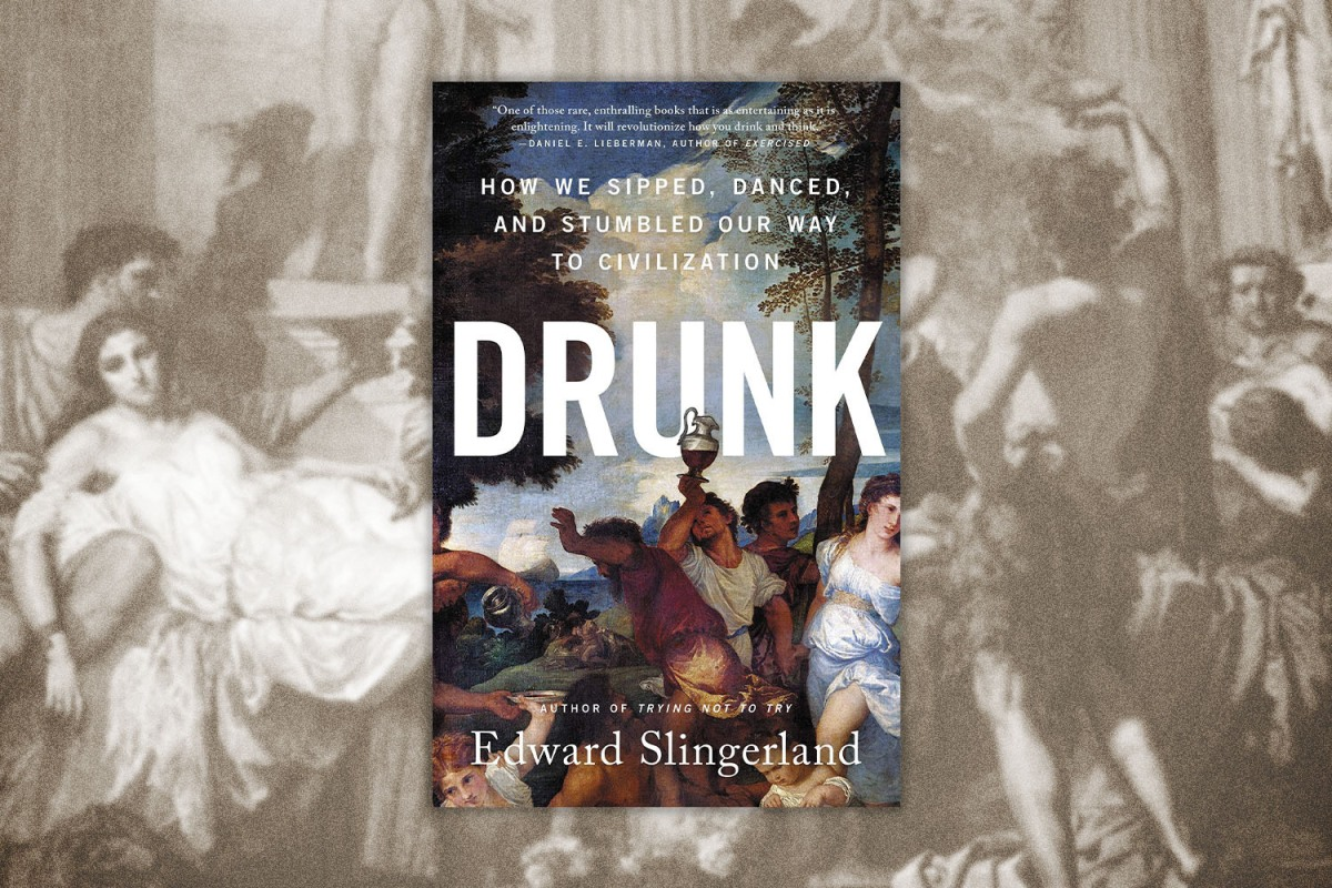 History of Getting Drunk book cover
