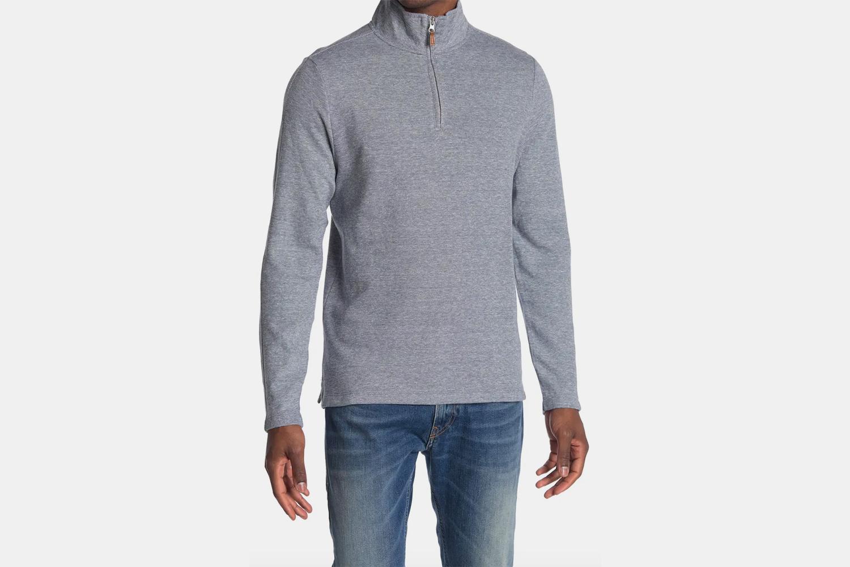 PTO Del Mar Quarter Zip Pullover