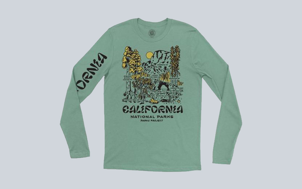 Parks Project California Roundup T-Shirt