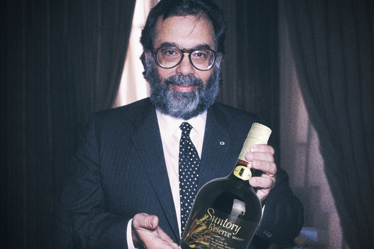 Did Francis Ford Coppola Start the Japanese Whisky Boom?