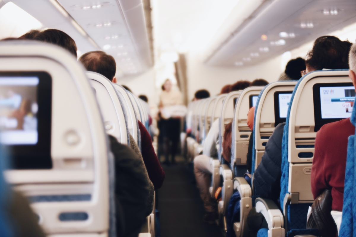 Reports of Disorderly Airline Passengers Are at an All-Time High