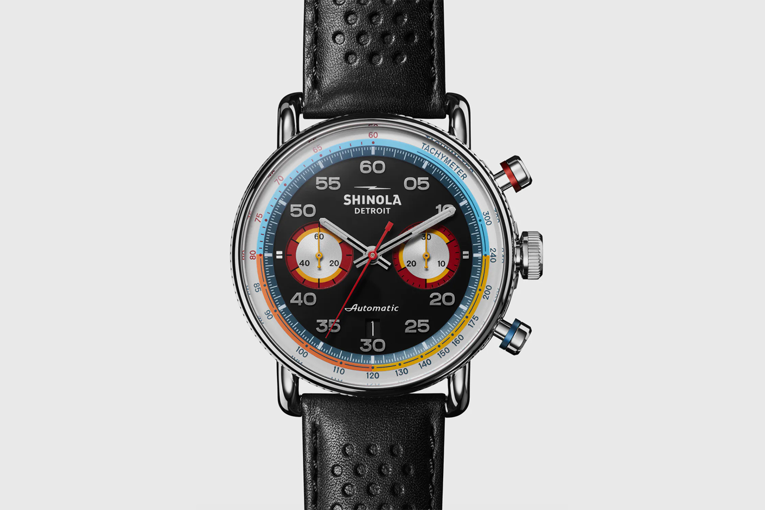 The Canfield Speedway Tachymeter Automatic 44MM