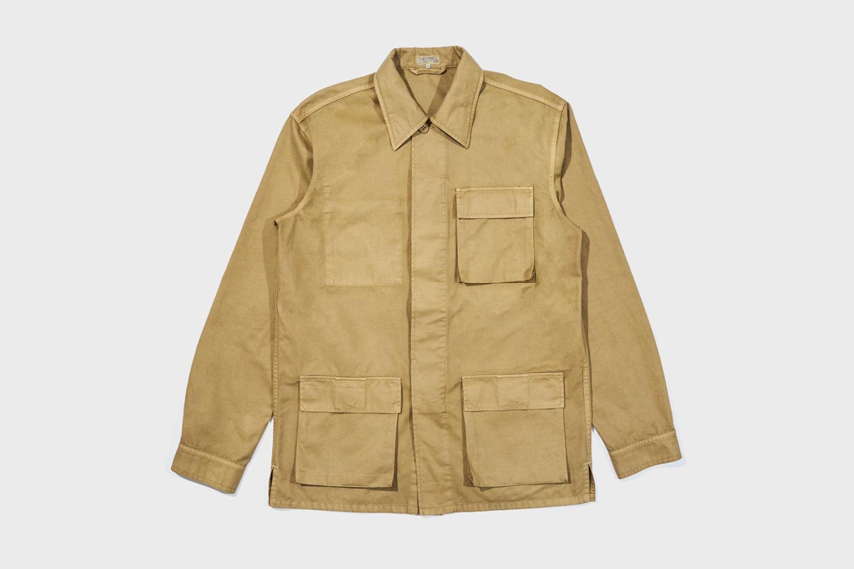 The Angler Shirt Jacket