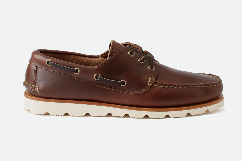 The Coggins Boat Shoe