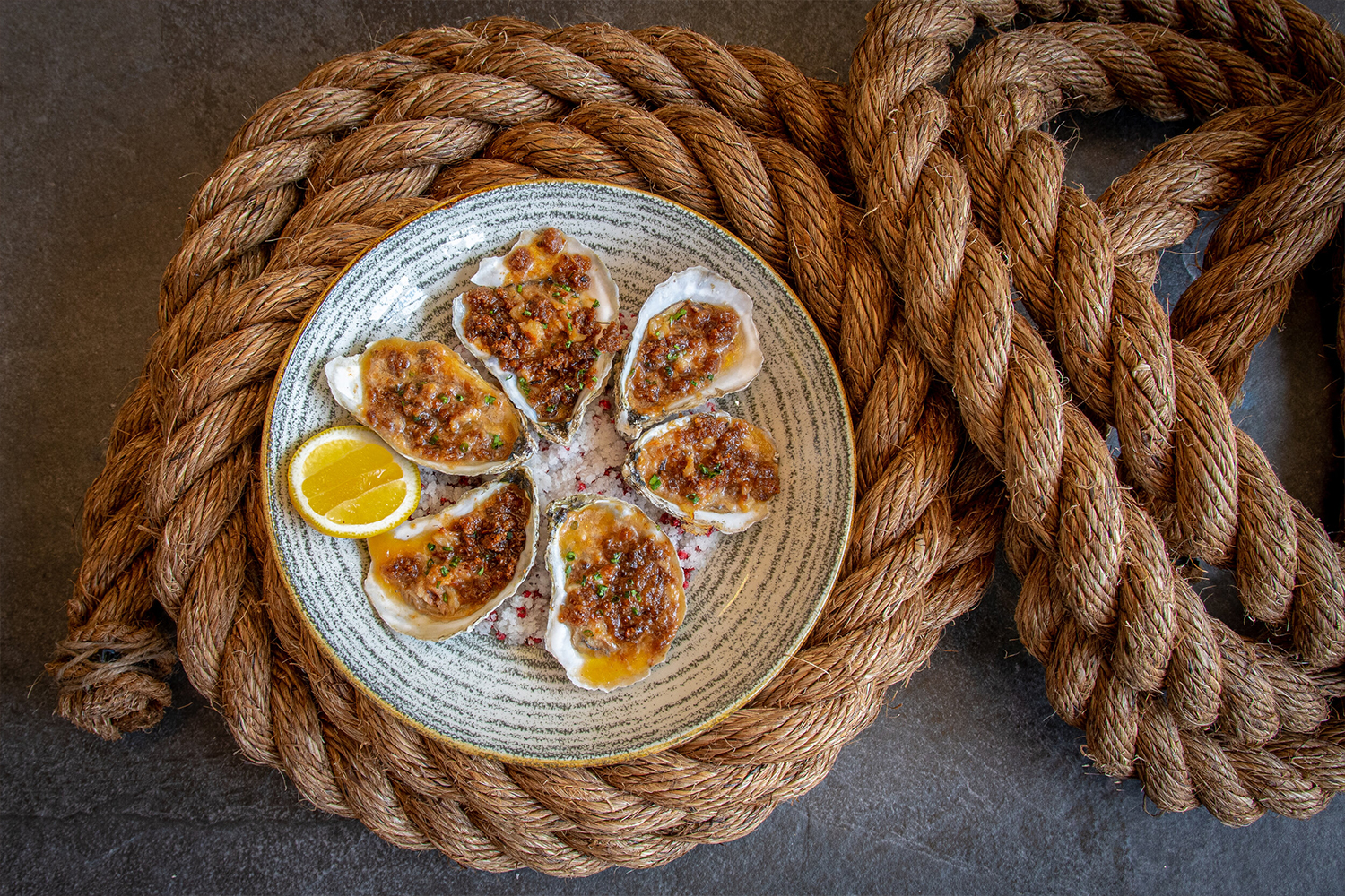 Oysters from The Point