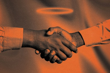 the state of the handshake