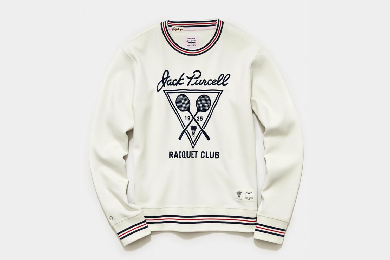 Todd Snyder x Jack Purcell Crewneck Sweatshirt