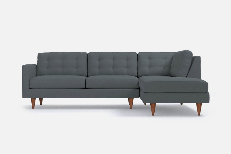 The Logan 2pc Sectional Sofa, now on sale at Apt2B