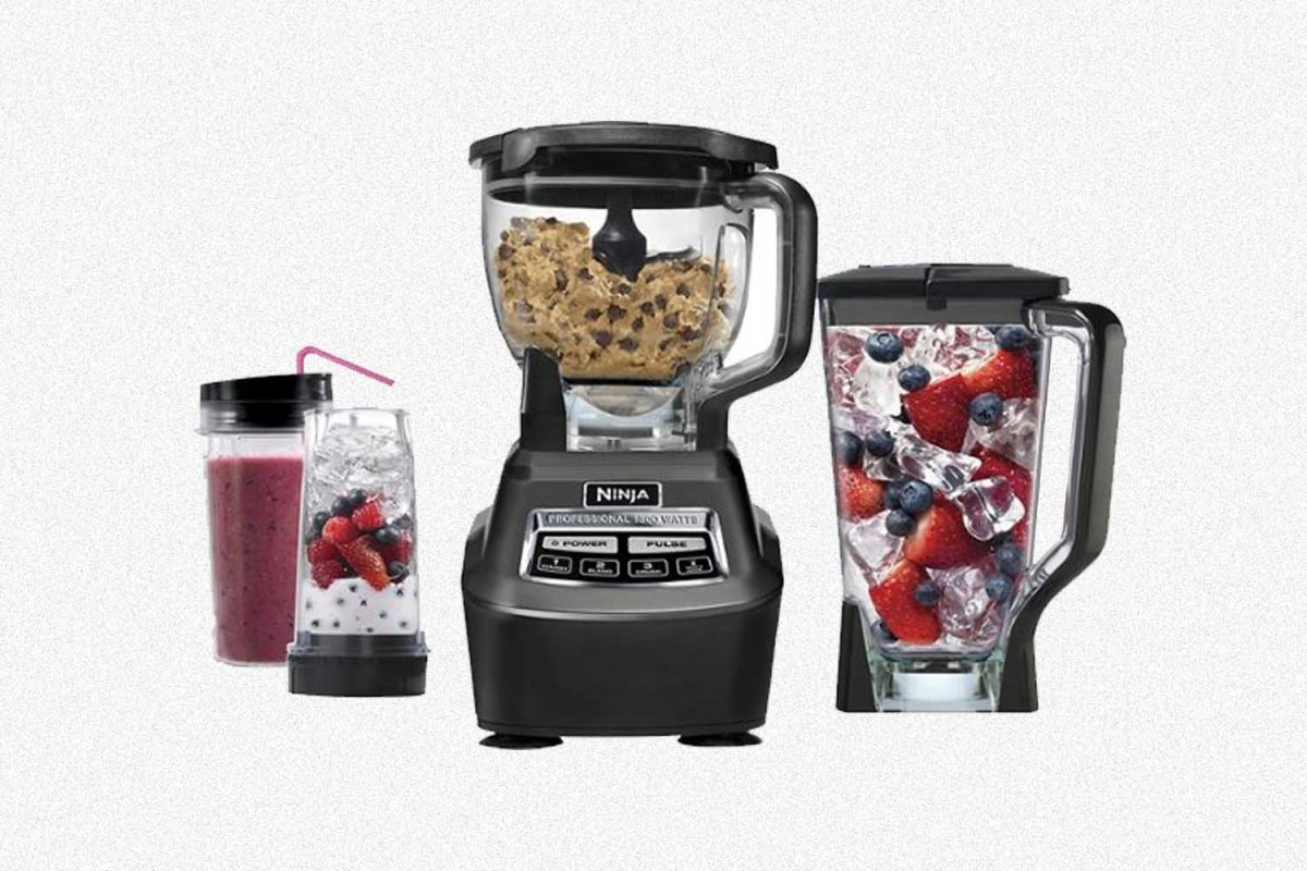 Deal: This Top-Rated Ninja Blender Is $60 Off