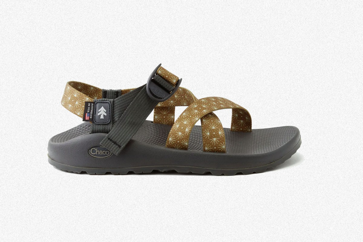 Huckberry x Chaco Agave Collection
