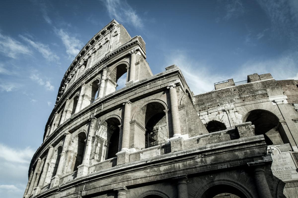The Colosseum Is Getting a Retro-Futuristic New Floor