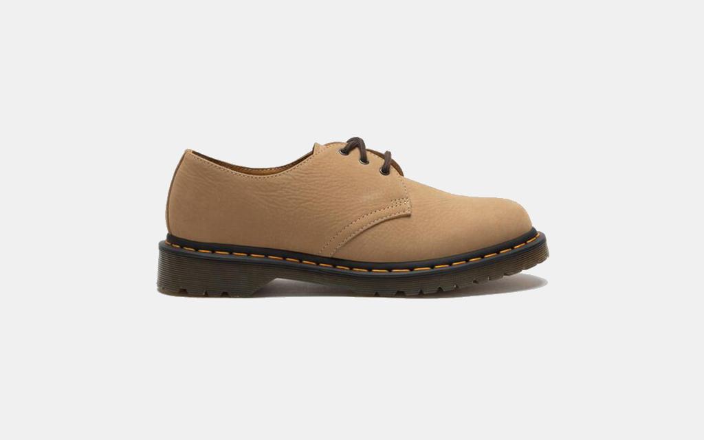Dr. Martens 1461 Milled Nubuck Oxford Shoe