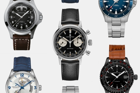 The Ultimate Father's Day Gift? A Watch That'll Last Forever.