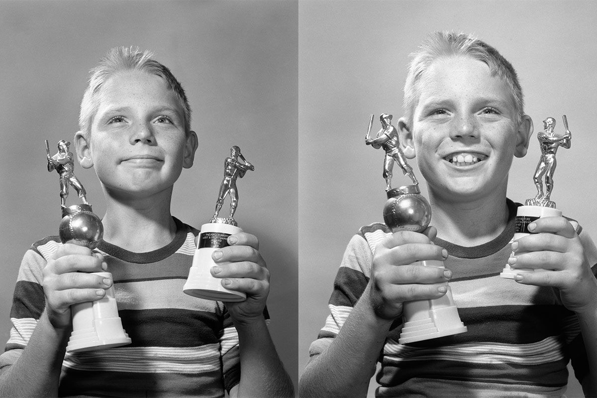 participation trophy history