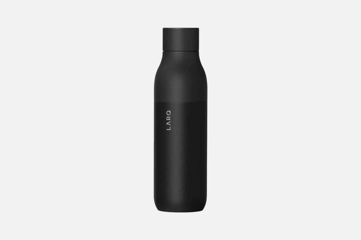 Deal: LARQ's Self-Cleaning Water Bottle Is $50 Off