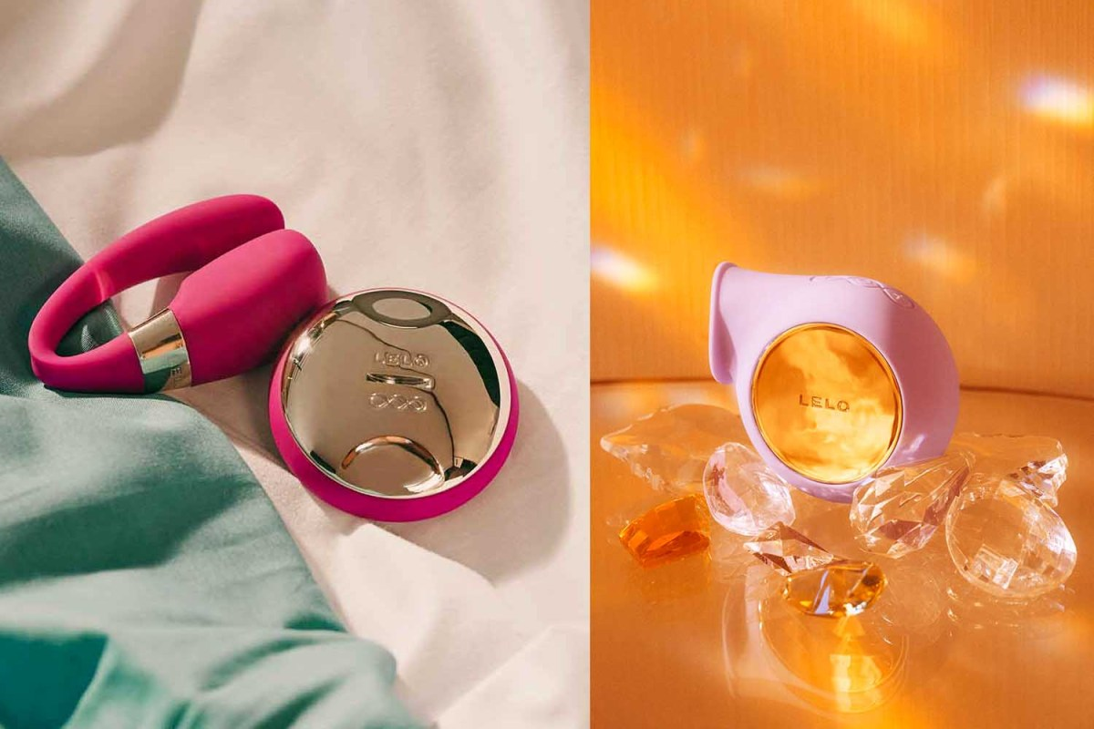 Deal: Celebrate Masturbation May All Month Long With 80% Off Lelo's Luxury Sex Toys