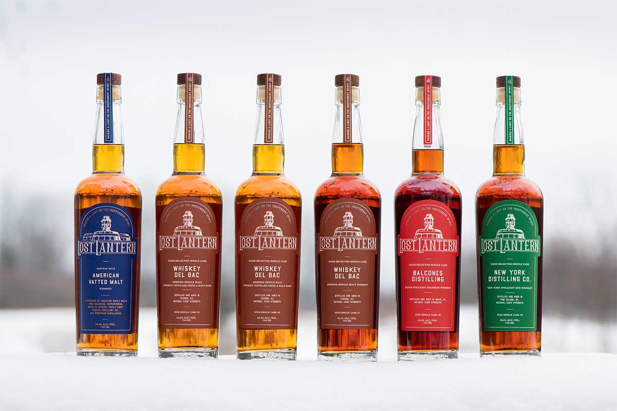 Lost Lantern's American Vatted Malt and their Spring 2021 limited releases