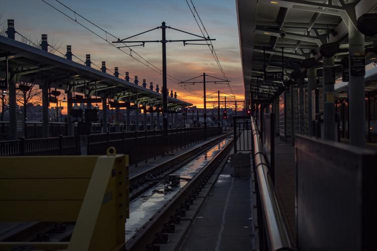 NJ trains