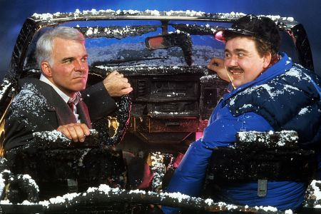 Steve Martin And John Candy In 'Planes, Trains & Automobiles'