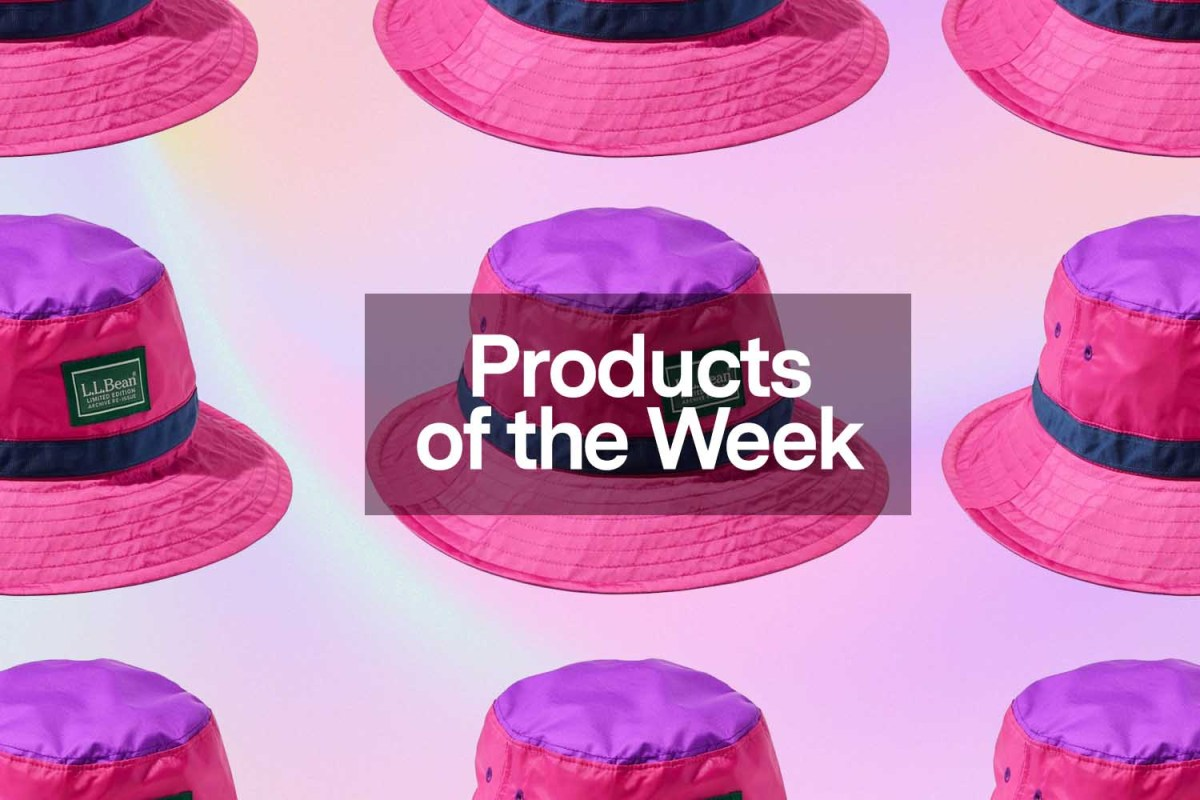 Products of the Week: Polo MLB Gear, Agave-Inspired Chacos and an L.L.Bean Archival Collection