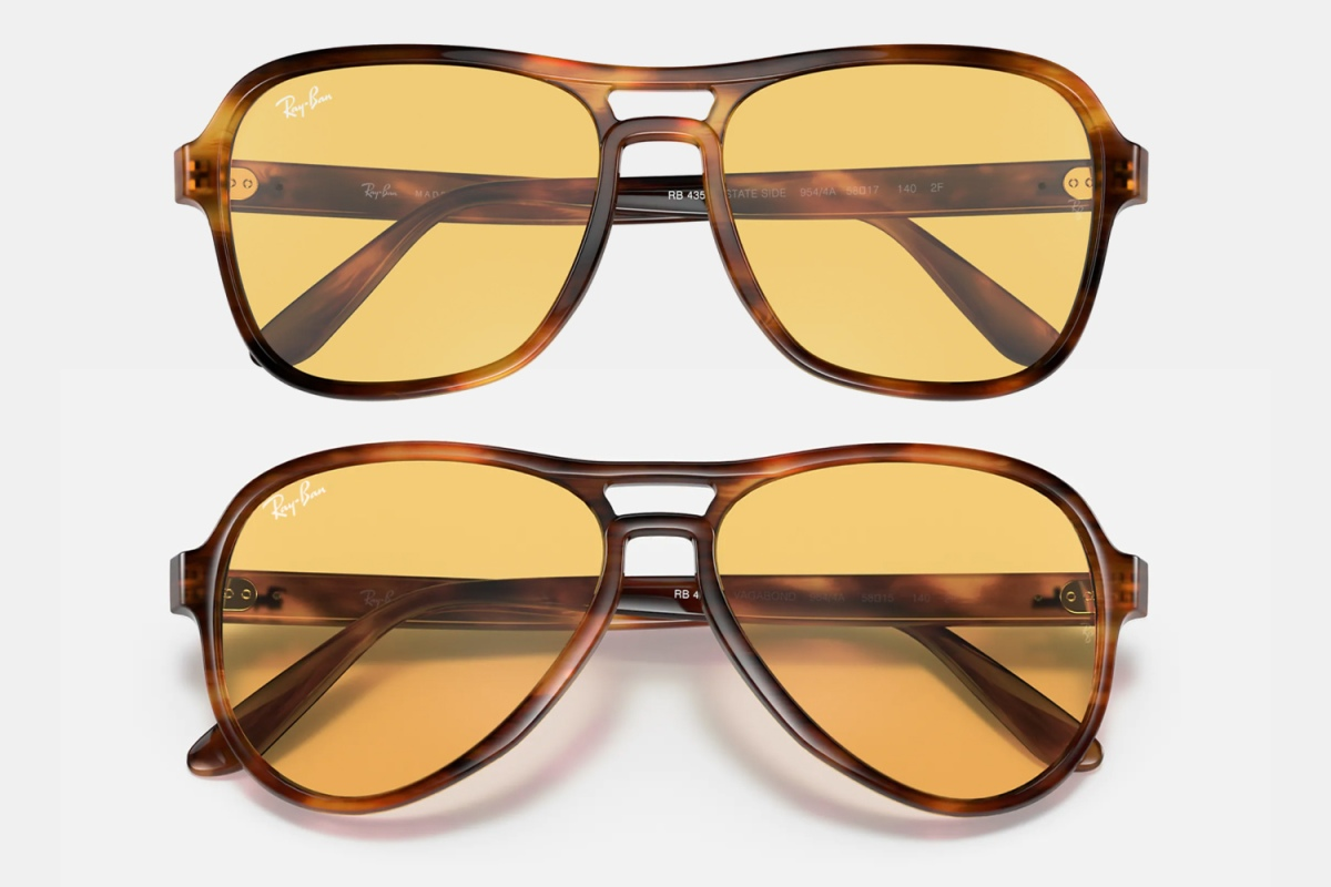 Ray-Ban Vagabond and State Side Reloaded Sunglasses